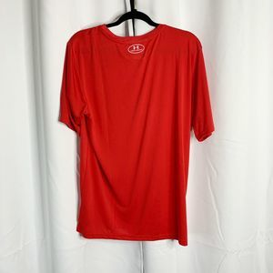 Under armour Shirts - New under armoud red XXL loose fit shirt